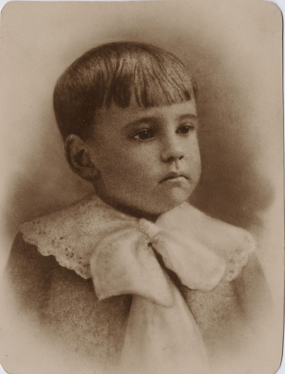 o'neill as boy