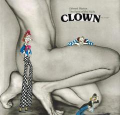 nude clown collage