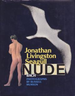 jponathan livingston seagull nude collage