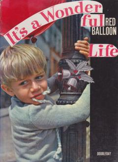 wonderful red balloon life collage
