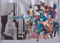 Marvel us place collage